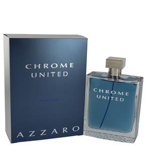 Perfume Masculino Chrome United Azzaro Eau de Toilette - 200ml