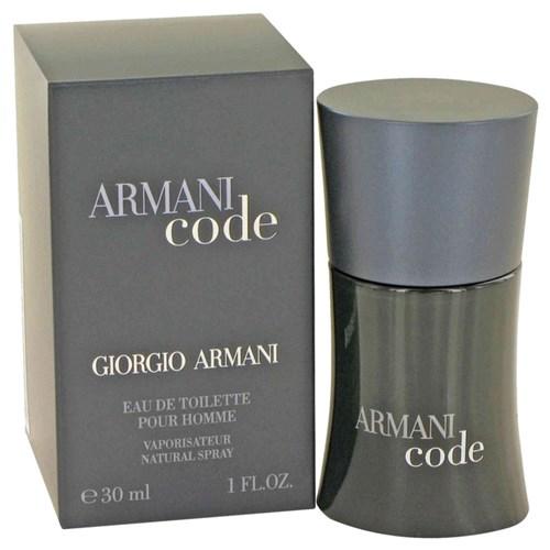 Perfume Masculino Code Giorgio Armani 30 Ml Eau de Toilette