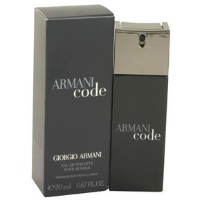 Perfume Masculino Code Giorgio Armani 20 Ml Eau de Toilette