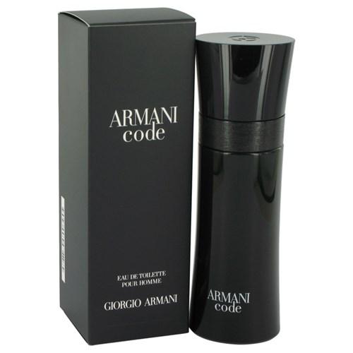 Perfume Masculino Code Giorgio Armani 75 Ml Eau de Toilette