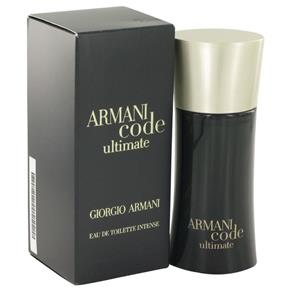 Perfume Masculino Code Ultimate Giorgio Armani Eau de Toilette Intense - 50ml
