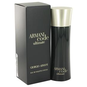 Perfume Masculino Code Ultimate Giorgio Armani Eau de Toilette Intense - 75ml
