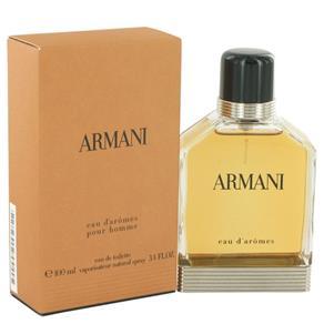 Perfume Masculino D`aromes Giorgio Armani 100 Ml Eau de Toilette