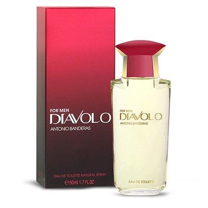 Perfume Masculino Diavolo Men Antonio Banderas Eau de Toilette 50ml