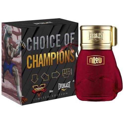 Perfume Masculino Everlast Choice Of Champions Hadouken 100ml