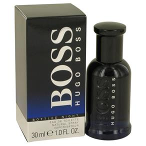 Colonia Masculina Hugo Boss Boss Bottled Night Eau de Toilette Spray By Hugo Boss Eau de Toilette Spray 30 ML Eau de Toilette Spray