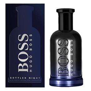 Perfume Masculino Hugo Boss Bottled Night EDT 100ml