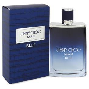 Perfume Masculino Jimmy Choo Man Blue Eau de Toilette - 100ml