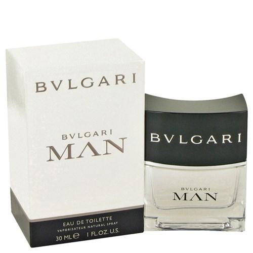 Perfume Masculino Man Bvlgari 30 Ml Eau de Toilette
