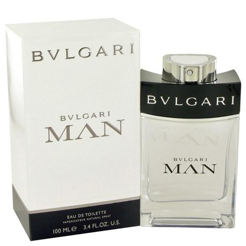 Perfume Masculino Man Bvlgari 100 Ml Eau de Toilette