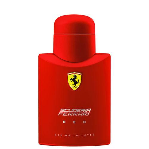 Perfume Masculino Scuderia Ferrari Red Eau de Toilette 75ml