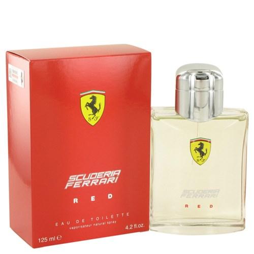 Perfume Masculino Scuderia Red Ferrari 125 Ml Eau de Toilette