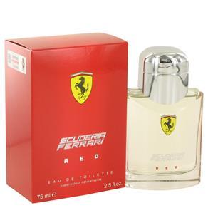 Perfume Masculino Scuderia Red Ferrari Eau de Toilette - 75 Ml