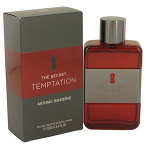 Perfume Masculino The Secret Temptation Antonio Banderas 100 Ml Eau de Toilette