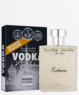 Perfume Masculino Vodka Extreme Paris Elysees - Eau de Toilette 100ml