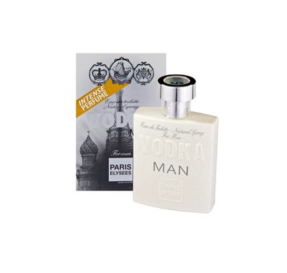 Tudo sobre 'Perfume Masculino Vodka Man 100ml - Paris Elysees'