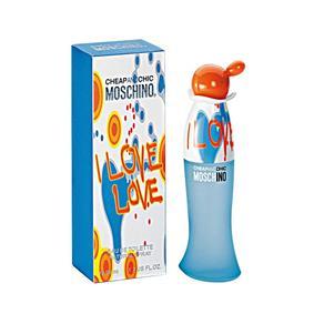 Perfume Moschino I Love Love Eau de Toilette Feminino 30 Ml - Moschino