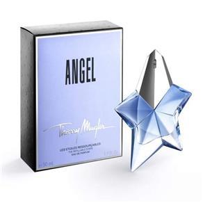 Perfume Mugler Angel Feminino Eau de Parfum Refillable 50ml