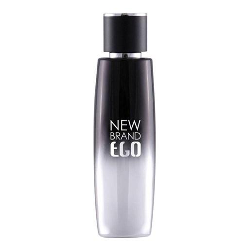 Perfume New Brand Ego Silver Masculino Edt 100Ml