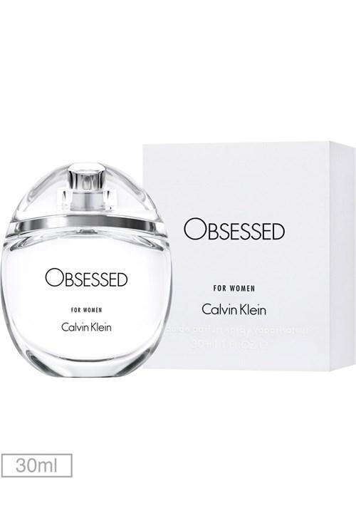 Tudo sobre 'Perfume Obsessed Women Calvin Klein 30ml'