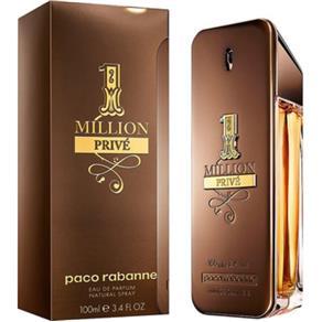 Perfume Paco Rabanne 1 Million Privé 100ml Eau de Parfum Masculino
