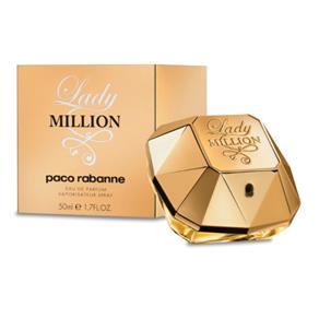 Perfume Paco Rabanne Lady Million 80ml Eau de Parfum Feminino - 80 ML
