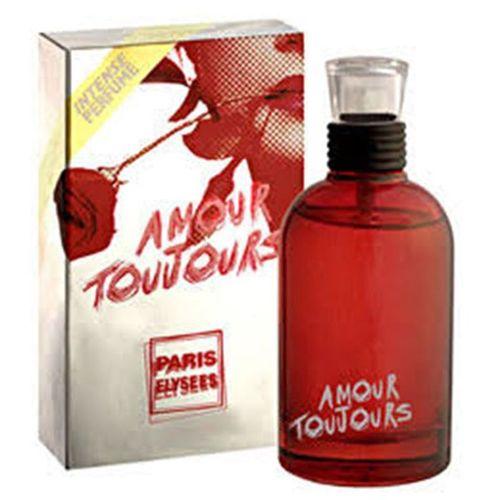Perfume Paris Elysees Amour Toujours Fem 100 Ml