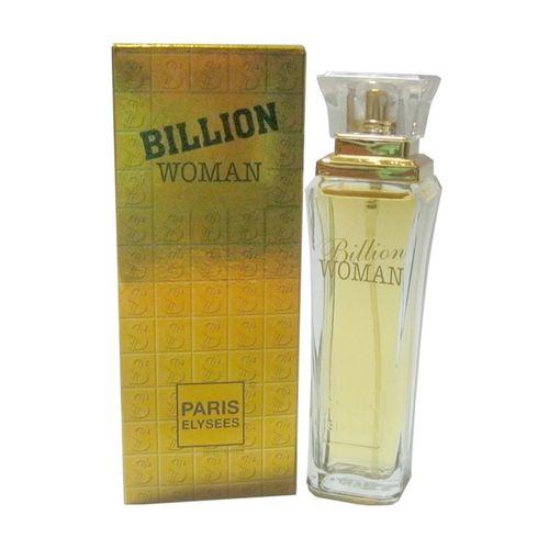 Perfume Paris Elysees Billion Woman EDT 100mL Feminino