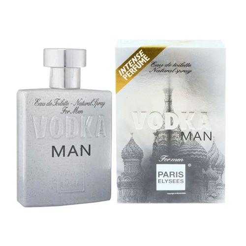 Perfume Paris Elysees Vodka Man EDT 100mL Masculino