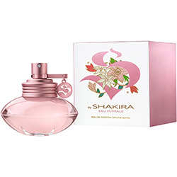 Perfume S By Shakira Eau Florale Feminino Eau de Toilette 50ml