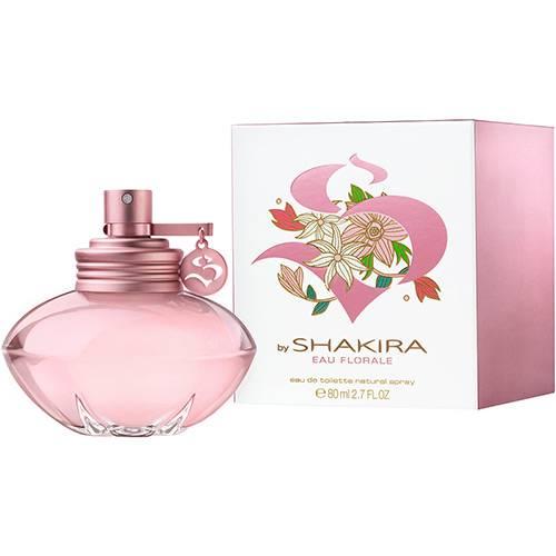 Perfume S By Shakira Eau Florale Feminino Eau de Toilette 80ml