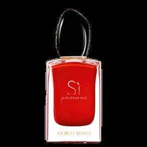 Tudo sobre 'Perfume Sì Passione Giorgio Armani Feminino Eau de Parfum 50mL'