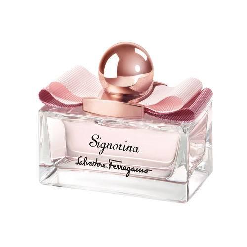 Tudo sobre 'Perfume Signorina Feminino Eau de Parfum'