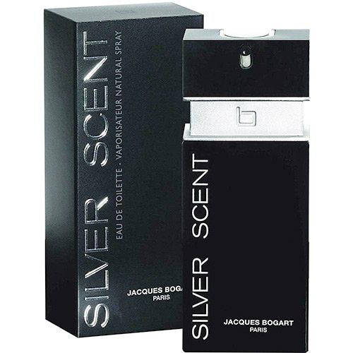 Perfume Silver Scent Jacques Bogart Eau de Toilette Masculino 100 Ml