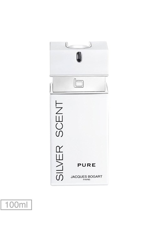 Perfume Silver Scent Pure Jacques Bogart 100ml
