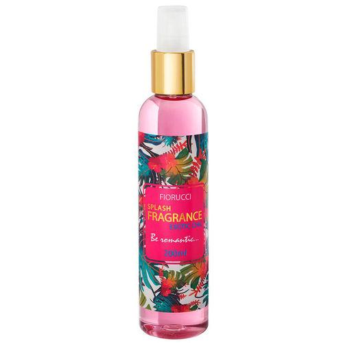 Perfume Splash Exotic Chic Fiorucci Feminino Deo Colônia 200ml
