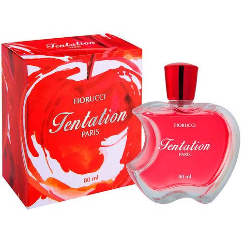Perfume Tentation Fiorucci Feminino Deo Colônia 80ml