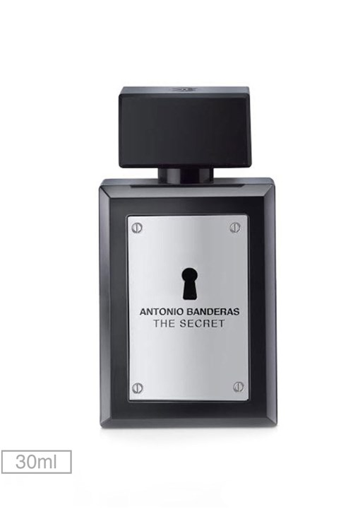Perfume The Secret Antonio Banderas 30ml