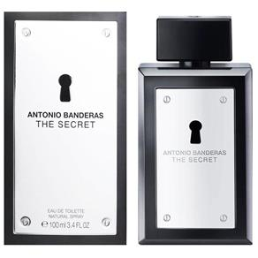 Perfume The Secret EDT Masculino Antonio Banderas - 30 Ml