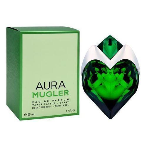 Perfume Thierry Mugler Aura Eau de Parfum Feminino 50 Ml