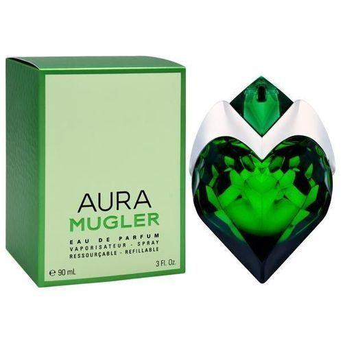 Perfume Thierry Mugler Aura Eau de Parfum Feminino 90 Ml