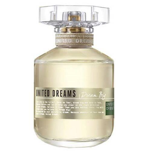 Perfume Unided Dreams Dream Big Edt United Colors Of Benetton Feminino