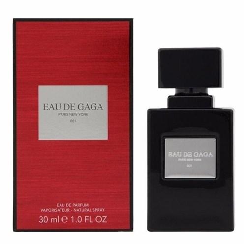 Tudo sobre 'Perfume Unissex Eau de Gaga 001 de Lady Gaga Eau de Parfum 30 Ml'