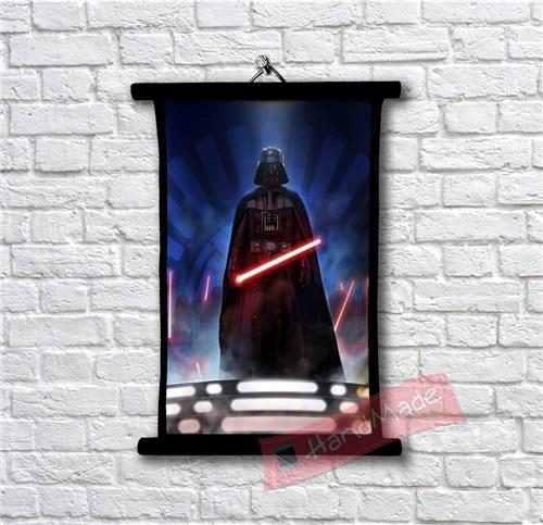 Pergaminho Star Wars - Darth Vader (40x30)