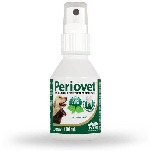 Tudo sobre 'Periovet Solução Spray'