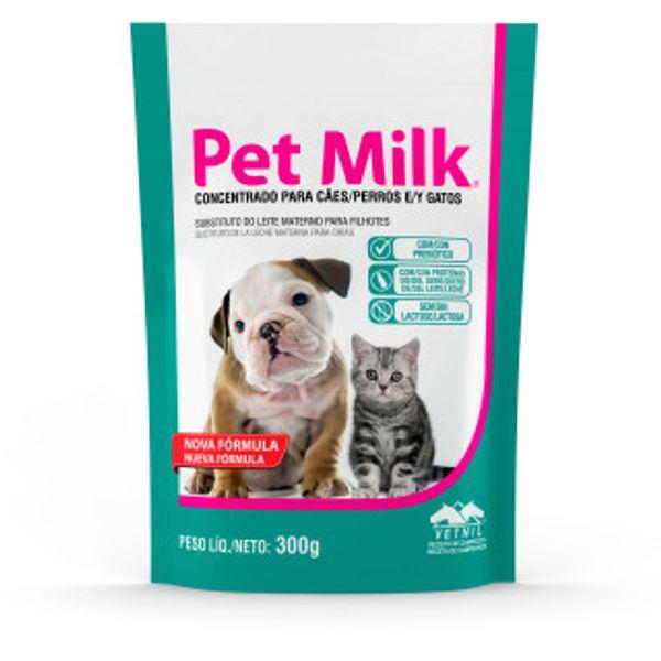 Pet Milk 300g Substituto do Leite Materno