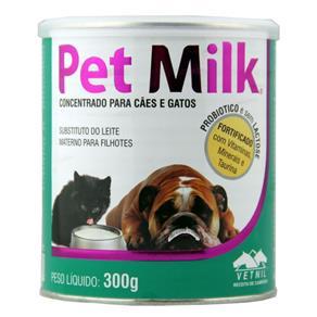 Pet Milk Leite Materno Cães e Gatos 300g - Vetnil