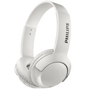 Philips Fone de Ouvido Bluetooth, Cor Branco. - ON EAR - LINHA BASS +