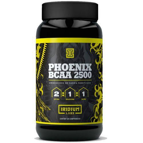 Tudo sobre 'Phoenix Bcaa 2500 120 Cáps'