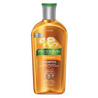 Phytoervas Iluminador - Shampoo 250ml